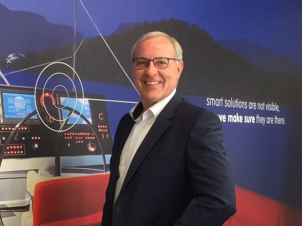 Eddy Huisman appointed as new Managing Director of Tijssen Elektro Maritime