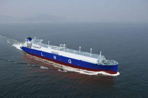 The LNG Jumbo design. Image care of Jiangnan Shipyard.
