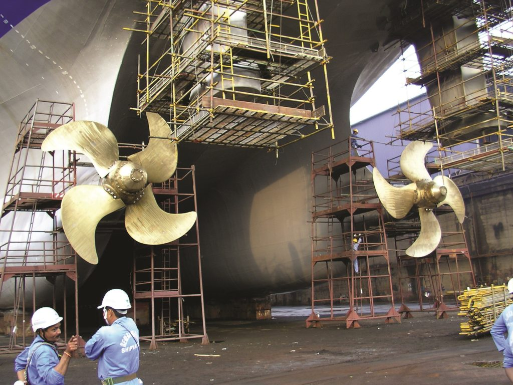 Thordon Study Reveals True Cost of Operating Oil-Lubricated Shaft Systems