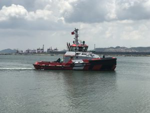 PSA Marine Takes Delivery of Two New Superhero Tugs