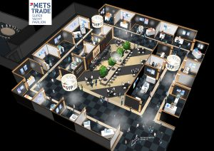 New 'Shipyard' networking hub for METSTRADE SuperYacht Pavilion