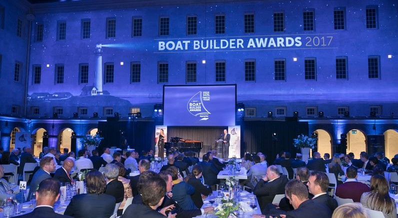 Shortlist Announced for IBI-METSTRADE Boat Builder Awards for Business Achievement 2018