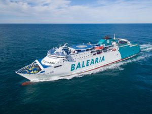 MaK to Convert 3 Balearia Ferries From Diesel to LNG Dual Fuel