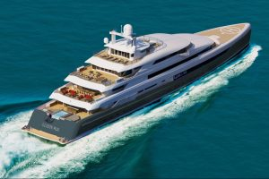 Illusion Plus by Pride Mega Yachts