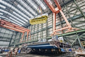 MV WERFTEN Strengthens Digital Innovation with AVEVA