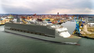 Deltamarin and Elomatic to design second Global class cruise ship for MV WERFTEN