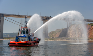 Fleet of New Schottel-propelled Tugs for Med Marine Completed