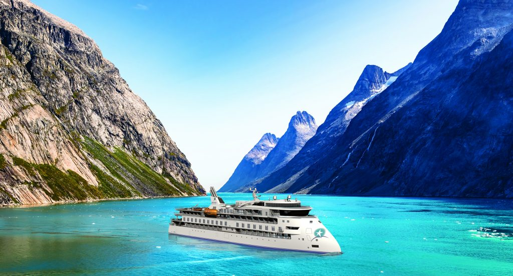 SunStone Ships orders second expedition cruise vessel from Ulstein