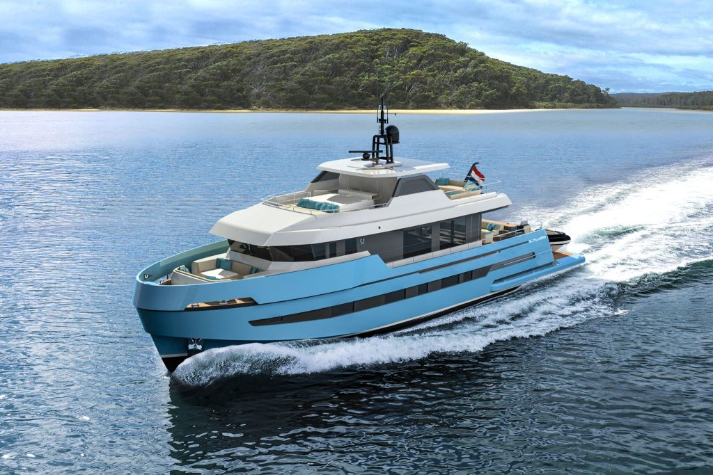 LYNX YACHTS is proud to present its Adventure 29, the second model in the Adventure series, which joins the Adventure 32.