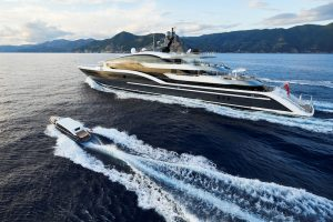 Oceanco's 90m DAR Wins Big