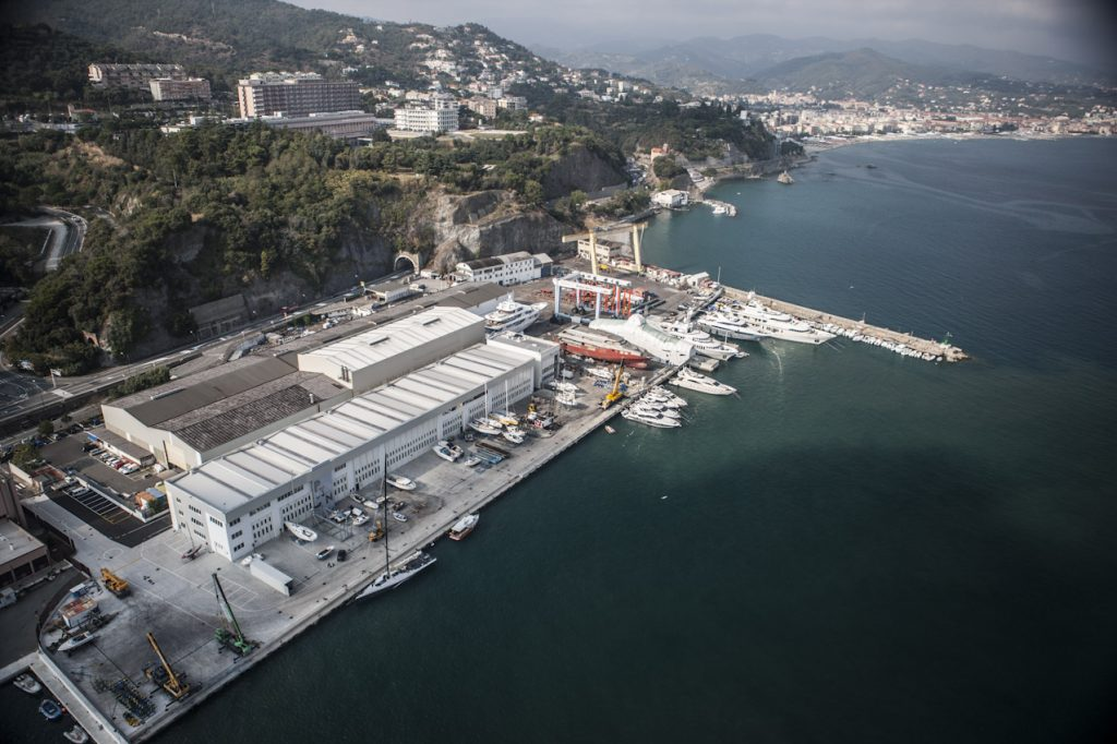 Palumbo Superyachts acquires Mondomarine