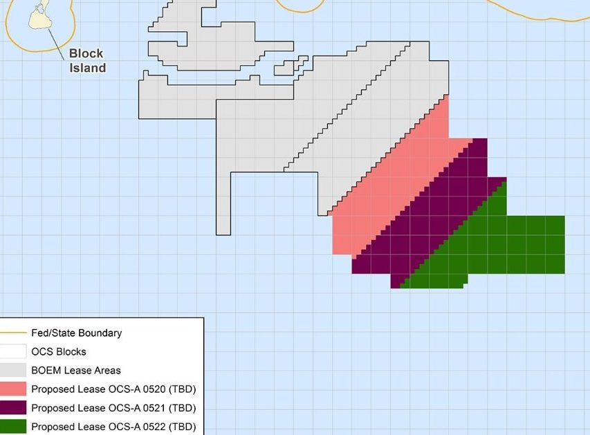 offshore wind auction