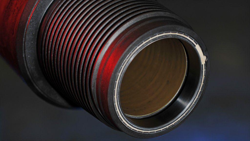 wirde drill pipe
