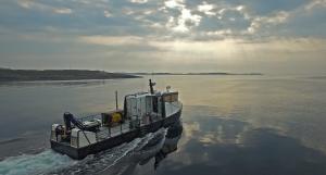 Tuco Marine wins Best Inshore Aquaculture Boat 2018 Award