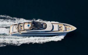 Project Aquamarine Heesen Yachts 5000 Aluminium Class