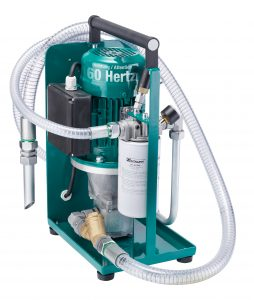 Portable filter unit