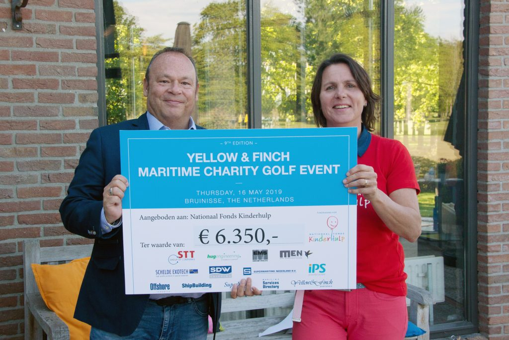 Maritime Charity Golf Event