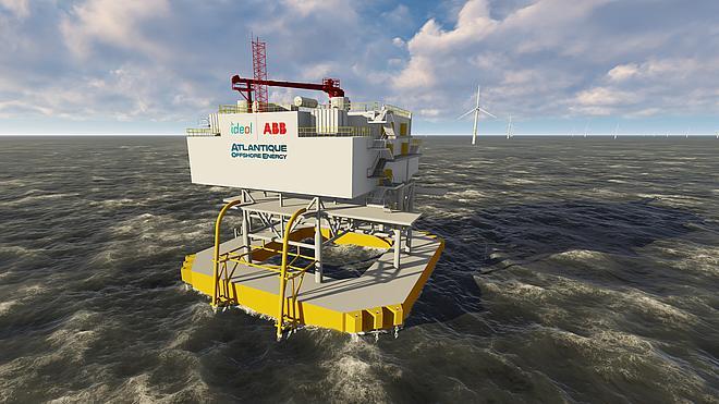 Floating Offshore Substation