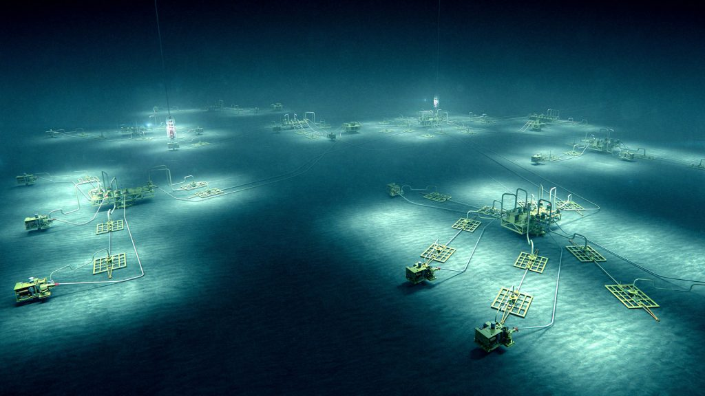 subsea gas separation
