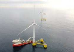 floating windfarm