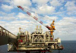 Board Offshore Crane